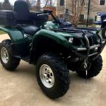 2006 Yamaha Grizzly 660 4x4