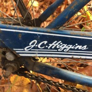 Photo of J. C. Higgins classic women's bicycle