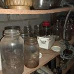 Large Collection of Canning Jars Various Sizes (Pick what you want-A Lot more th