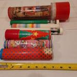Lot 664: Assortment of (7) Pre Owned Vintage Kaleidoscopes
