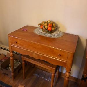 Photo of Antique Writing Desk