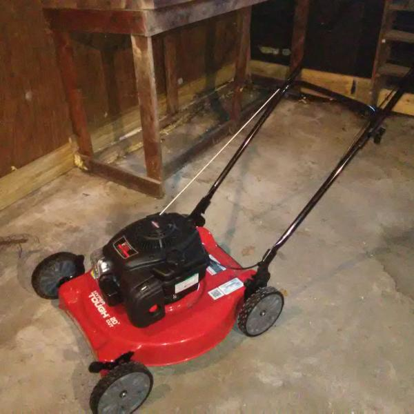 Photo of Fairly new lawn mower for sale