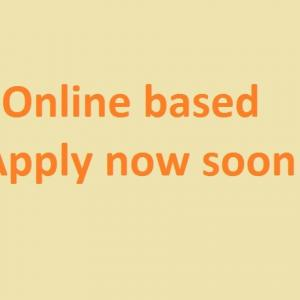 Photo of Online based work from home apply soon