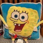 Sponge Bob Pillow