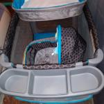 3 and 1 baby crib