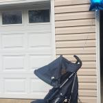 Stroller, carrier & car seat