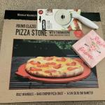 Complete Pizza gift package for Christmas!
