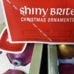 Antique  Christmas Balls