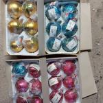 Limited Edition John Wanamaker Christmas Balls