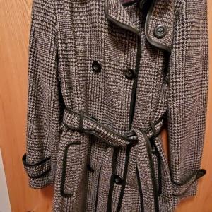 Photo of APT 9 Black & White Tie Coat