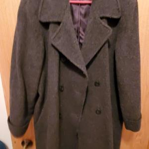 Photo of Womens Long Wool Winter Coat