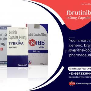 Photo of Generic Ibrutinib In Bulk At Wholesale Price From Bulk Medicine Exporter