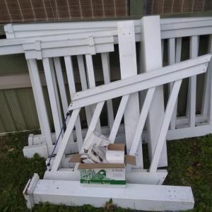 Photo of Vinyl porch railing