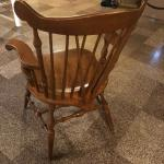 Beautiful Wood Rocking Chair