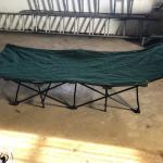 Fold-Up Camping Cot