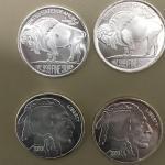 Item (20) 1 oz. Buffalo Plugs