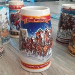 Vintage Beer Steins