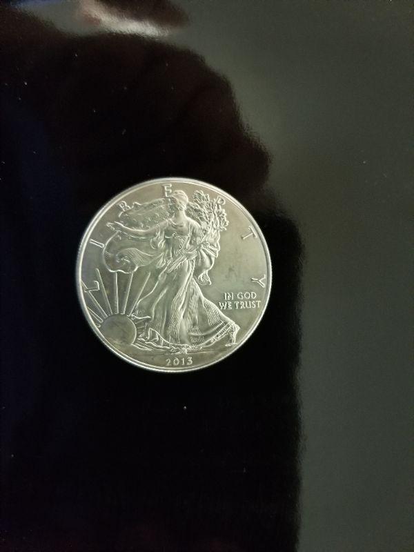 Photo 1 of Item (1) 2013 Silver Eagle