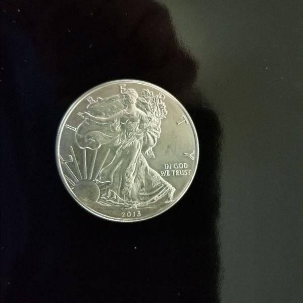 Photo of Item (1) 2013 Silver Eagle