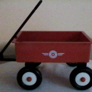 Photo of Bitty Baby Red Wagon ..Pleasant Company, American Girl Company