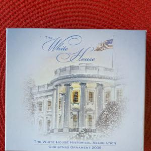 Photo of White House ornaments