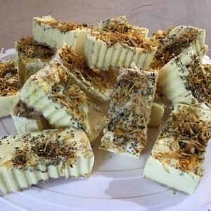 Photo of All Natural, Pink and Handmade Herbal Soaps FOR SALE NOW!!!
