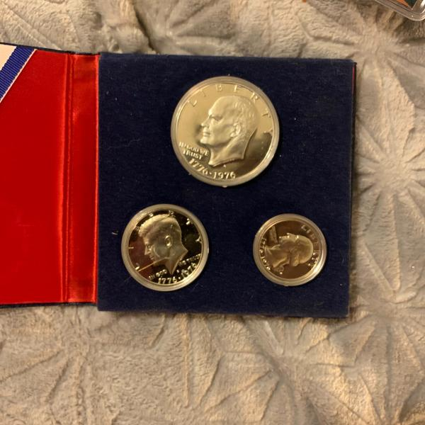 Photo of United States Bicentennial Silver Proof Set