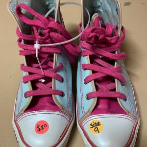Photo of Ed Hardy Vintage Tattoo Style HighTops