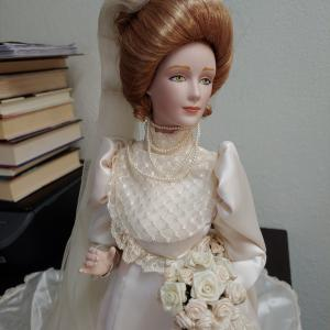Photo of Bride Doll