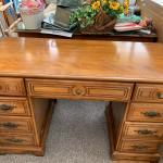 Oak Desk - 2