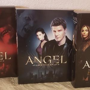 Photo of Angel TV series: Seasons 1, 2 & 3