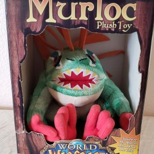 Photo of 2008 limited edition WoW Talking Murloc