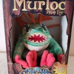 2008 limited edition WoW Talking Murloc