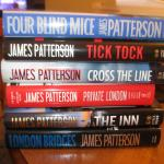 James Patterson Hardbacks $5..0 each