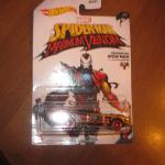 Spiderman maximum Hot Wheel