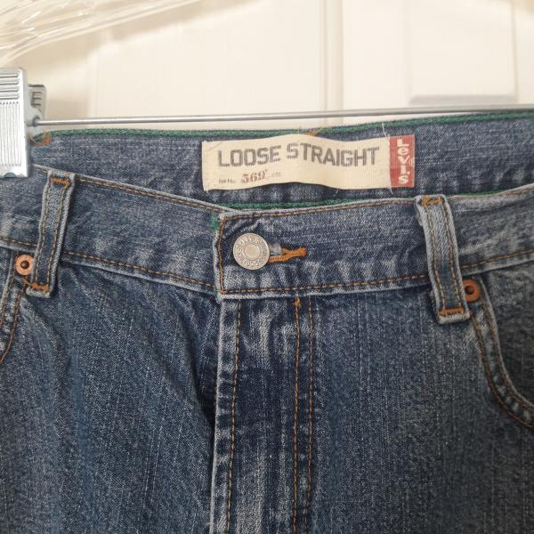 Photo of LEVIS 569 Jean Shorts