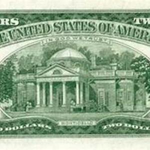 Photo of us banknote