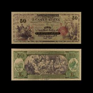 Photo of CURRENCY NOTE