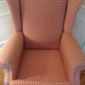 Photo of Quality WAVERLY WINGBACK CHAIR