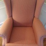 Quality WAVERLY WINGBACK CHAIR