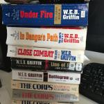W.E.B.GRIFFIN MEN OF WAR COMPLETE SERIES