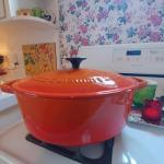 Large Oval  CUISINART DUTCH OVEN