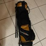 Youth Golf Clubs and bag, Bocce set, Oar, Speakers