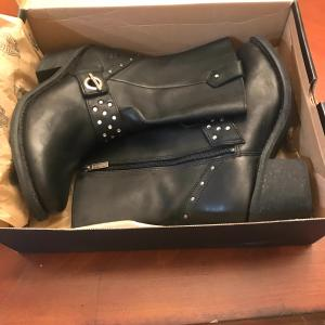 Photo of Harley RIDING boots