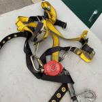 High end safety harness