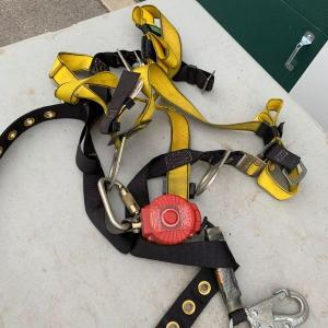 Photo of High end safety harness