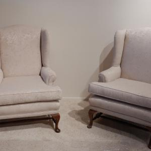 Photo of Winged-back Chairs