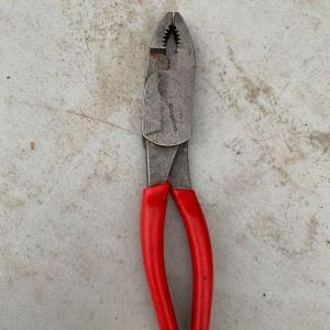 Photo of Snap-on HL138ACP pliers