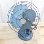 Vintage MP Minmar Products Model CA-412 Desk Fan Brooklyn, NY