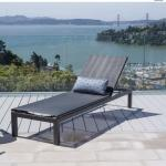 2 OUTDOOR LOUNGE CHAIRS